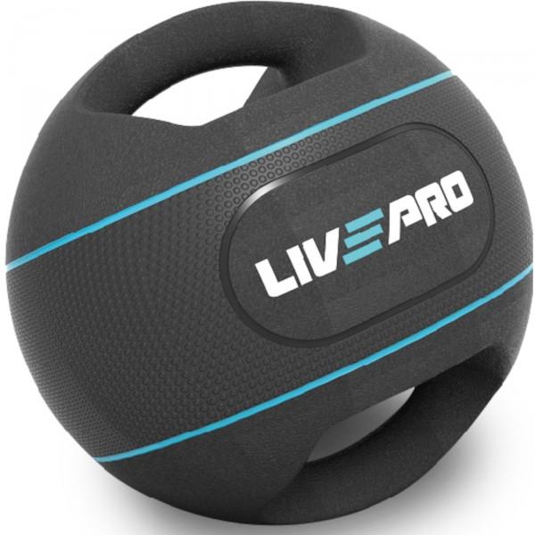 Livepro Medicine Ball with Handles