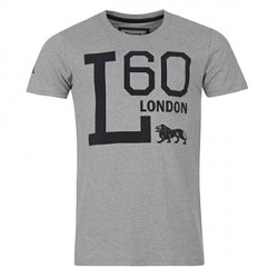 "Lonsdale T-tröja ""L"" Graphic Tee Detailbild"