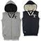 Lonsdale Mens Hooded Gilet