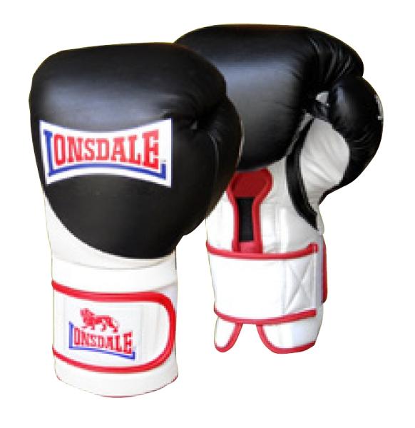Gants pour sac de frappe Lonsdale I-Core Super Pro