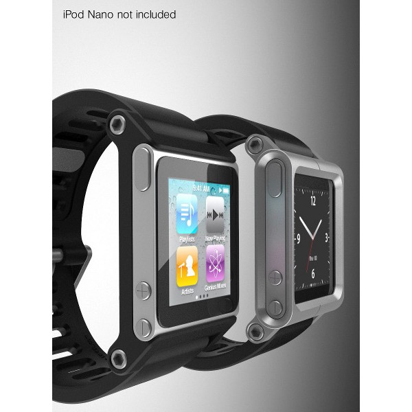 Lunatik Wristband Tiktok For The Ipod Nano Sport Tiedje