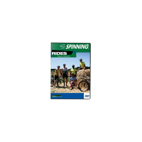 DVD Spinning Rides North Carolina
