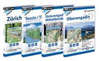 MagicMaps DVD Interaktive Karten Schweiz