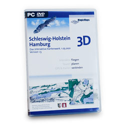 MagicMaps DVD Interaktive Karten Version 1.5
