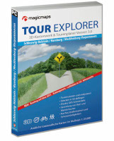 MagicMaps DVD Tour Explorer