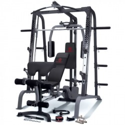 MARCY SM4000 DELUXE SMITH MACHINE