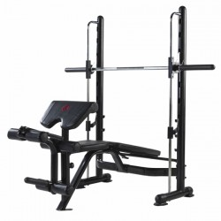 Marcy weight bench RS3000 Half Smith purchase online now