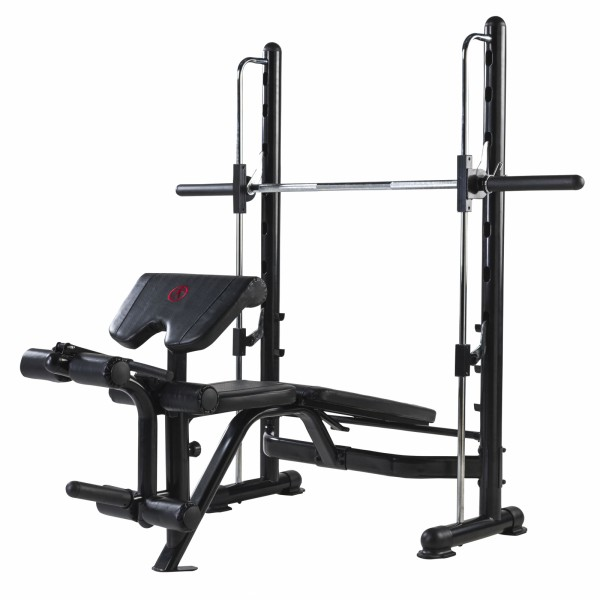 Marcy weight bench RS3000 Half Smith