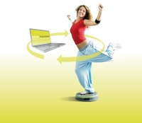 MFT Balance Trainer Challenge Disc Detailbild