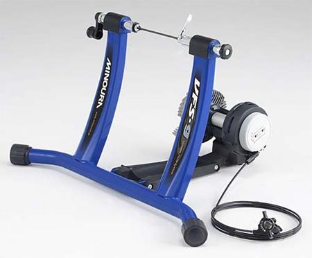 Minoura sykkel-hjemmetrener VFS-G-R