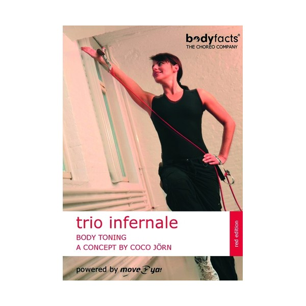DVD Move Ya Trio Infernale