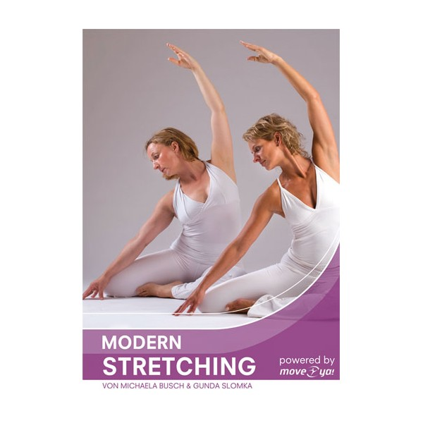 DVD Move Ya Modern Stretching
