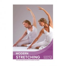 DVD Move Ya Modern Stretching Detailbild