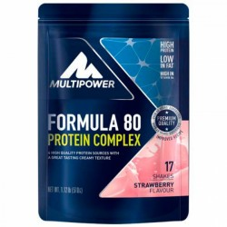 Multipower Muscle Volume Formula 80 Evolution acheter maintenant en ligne