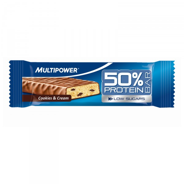 Multipower 50% Proteinriegel
