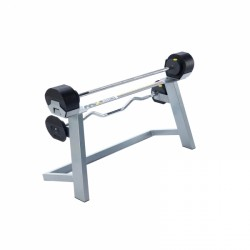 MX80 barbell with rack
