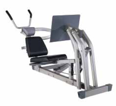 Nautilus NS 75X abs and leg press module (accessory for Nautilus multi-gyms)