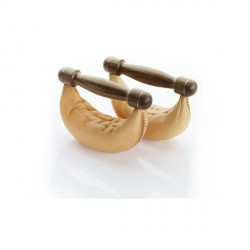 NOHrD dumbbell Swing (walnut) Detailbild