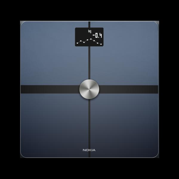 Bilancia analitica corporale Nokia Body+