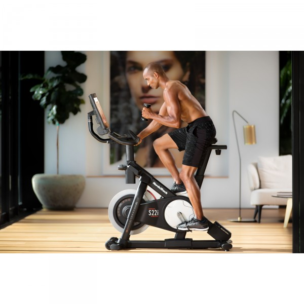 NordicTrack Commercial S22i indoor cycle