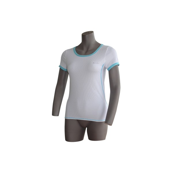 Odlo Short Sleeved Tee Cubic Trend Light
