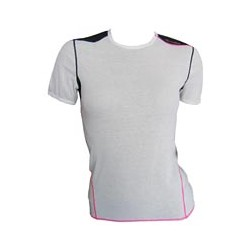 Odlo Short Sleeved Shirt Ladies Quantum Light Detailbild