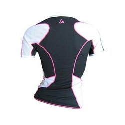 Odlo Quantum Light manica corta Shirt Ladies Detailbild
