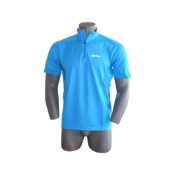 Odlo Short-Sleeved Stand-Up Colar Tee MADISON