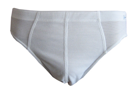 Odlo Cool Slip Men, bianco