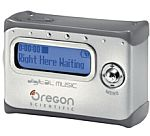 Oregon Scientific Lettore MP3MP100 (256MB) Detailbild