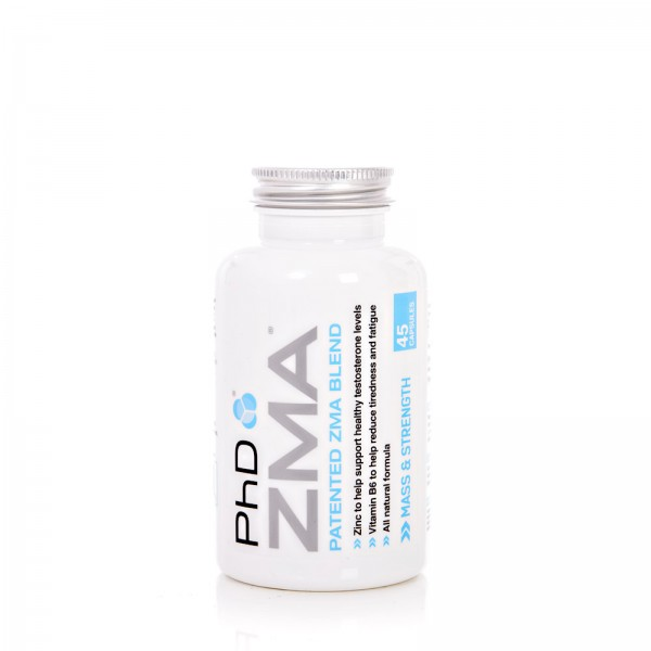 PhD Nutrition ZMA