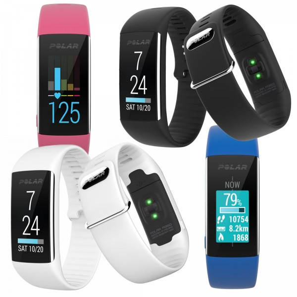 Polar aktiivisuusranneke Activity Tracker A360
