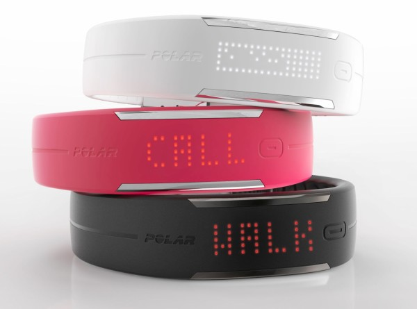 Polar Fitness Tracker Loop 2