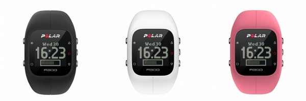 Polar A300 inkl. H7 Brustgurt