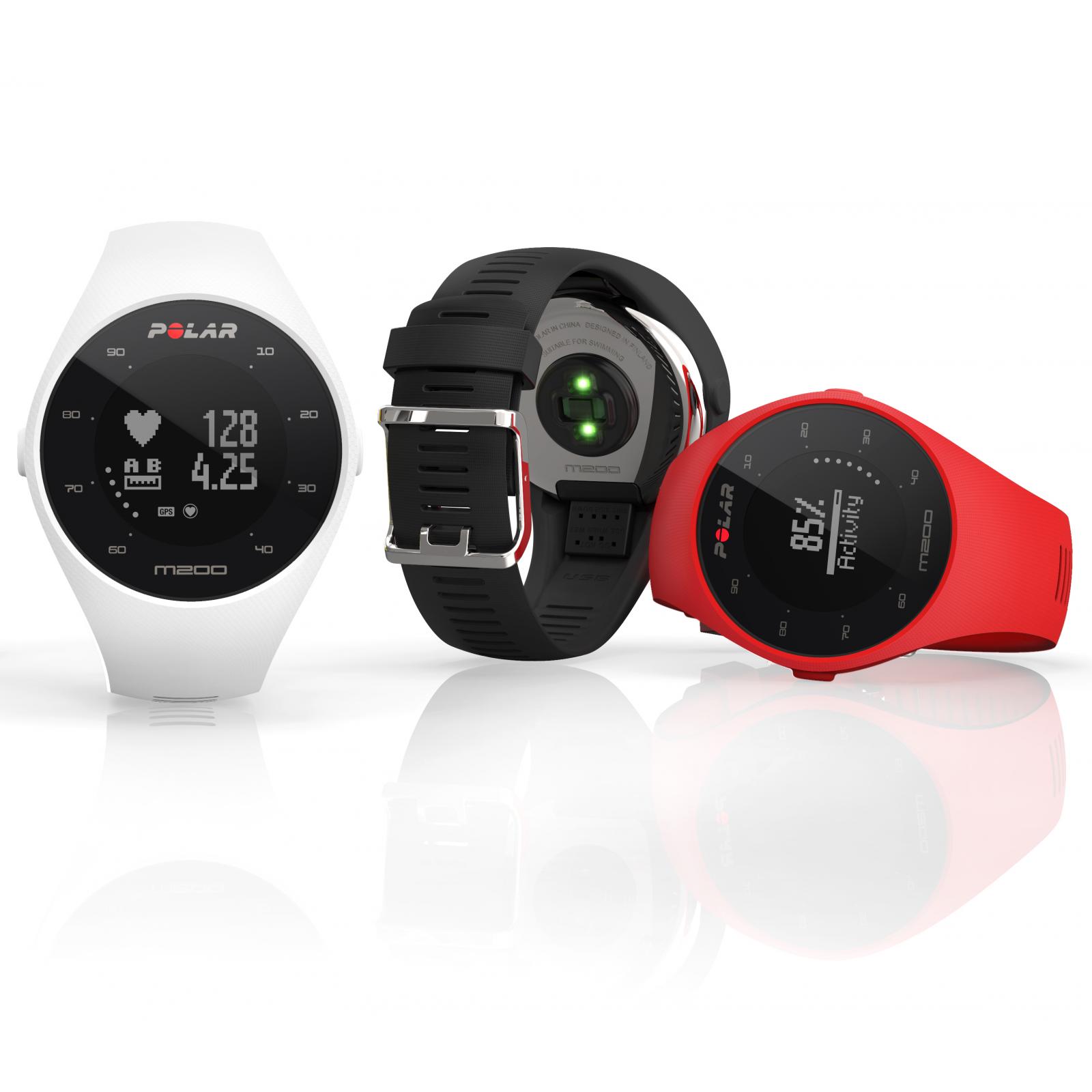 6adc1ee4e938 Pulsómetro GPS Polar M200 compras con 21 opiniones de clientes - Fitshop