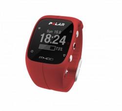 Polar GPS-Sportuhr M400 Rot HR inkl. Brustgurt H7 jetzt online kaufen