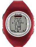 Polar F55 Fitnesscomputer Detailbild
