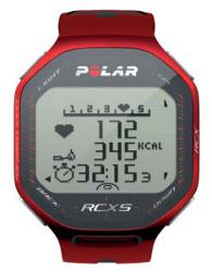 Polar Pulsuhr RCX5 rot