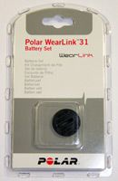 Ensemble de piles Polar WearLink