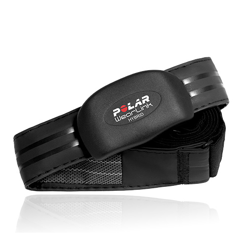 Polar WearLink Hybrid-Brustgurt / Pulsmesser