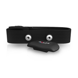 Polar Bluetooth heart rate sensor with chest strap