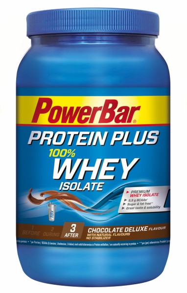PowerBar 100% Whey Isolate Protein