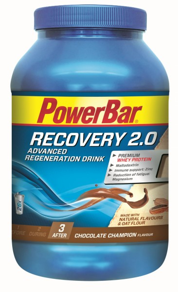 Powerbar Recovery 2.0 Advanced Regeneration Drink