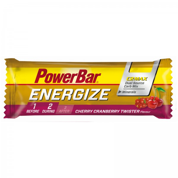 Powerbar Energize (since 1986)