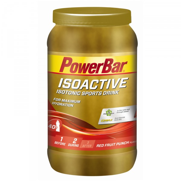 Powerbar Sports Drink Isoactive