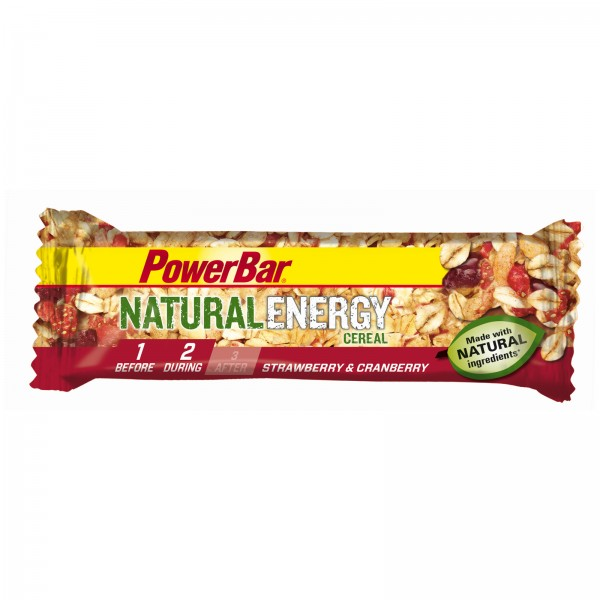 Powerbar Natural Energy patukka