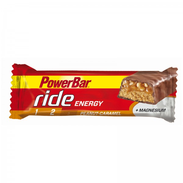 Powerbar Ride patukka