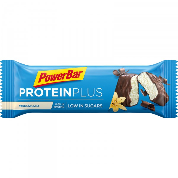 PowerBar ProteinPlus reduced in Carb