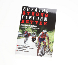 Livre Breathe strong, perform better! (en anglais)