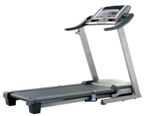 proform treadmill 585v n 1 en europa para el fitness dom stico. Black Bedroom Furniture Sets. Home Design Ideas